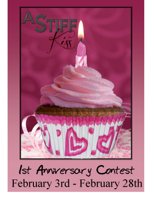 ASK 1st Anniversary Contest Blog Badge