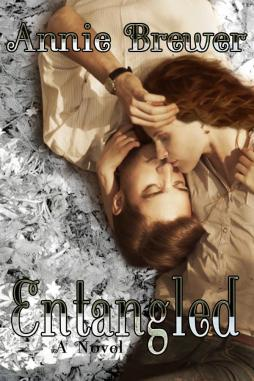 Entangled, A Novel by Annie Brewer Cover